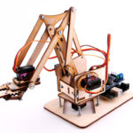 Робот-манипулятор на Ардуино