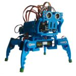 Шагающий робот на Ардуино