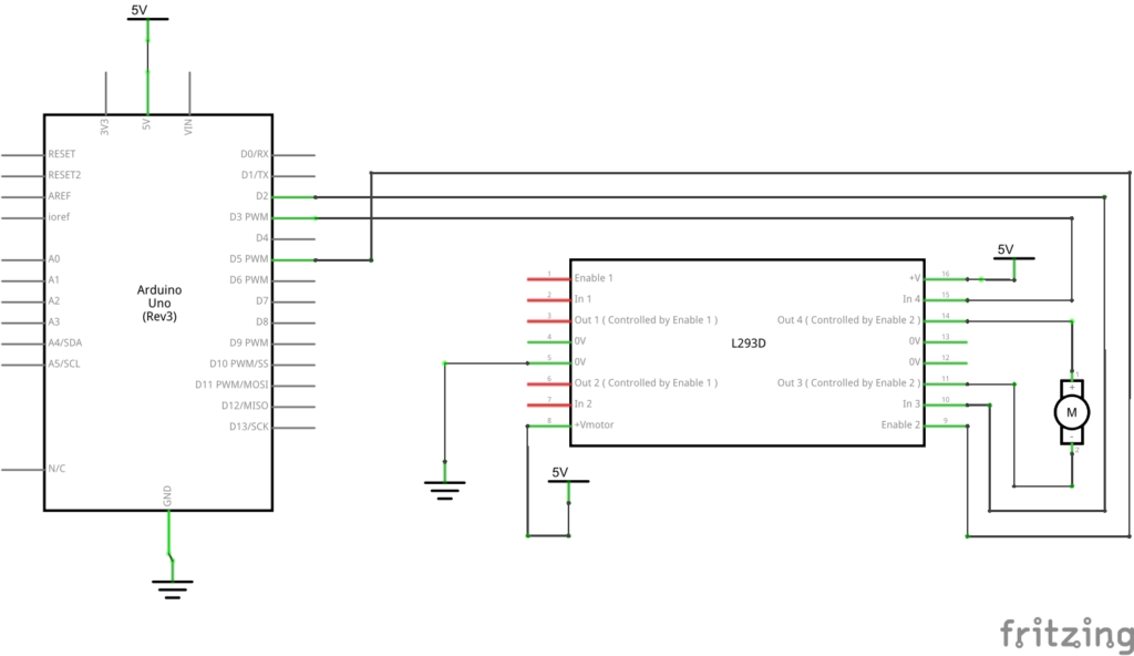 l293d_half_схема