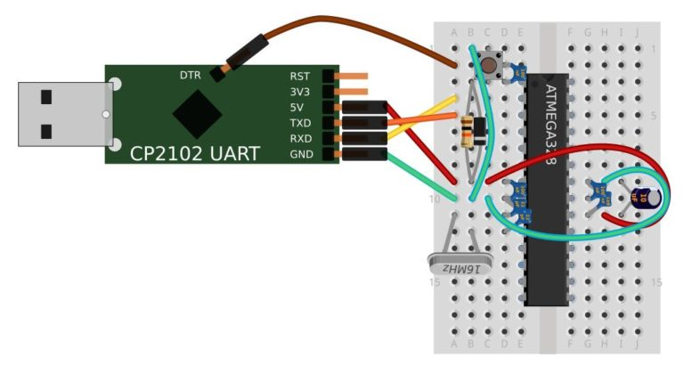 Arduino своими руками usb - Mojito-s.ru