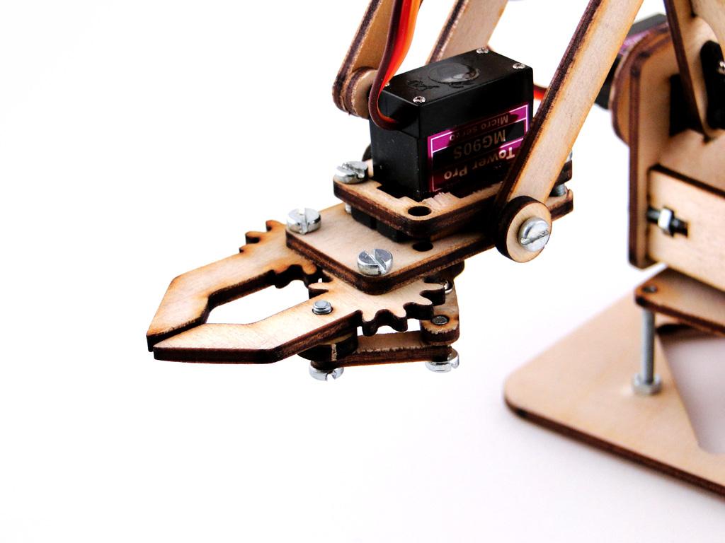 Робот-манипулятор meArm