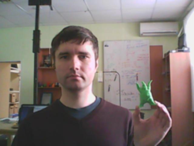OpenCV на python. Размытие по Гауссу