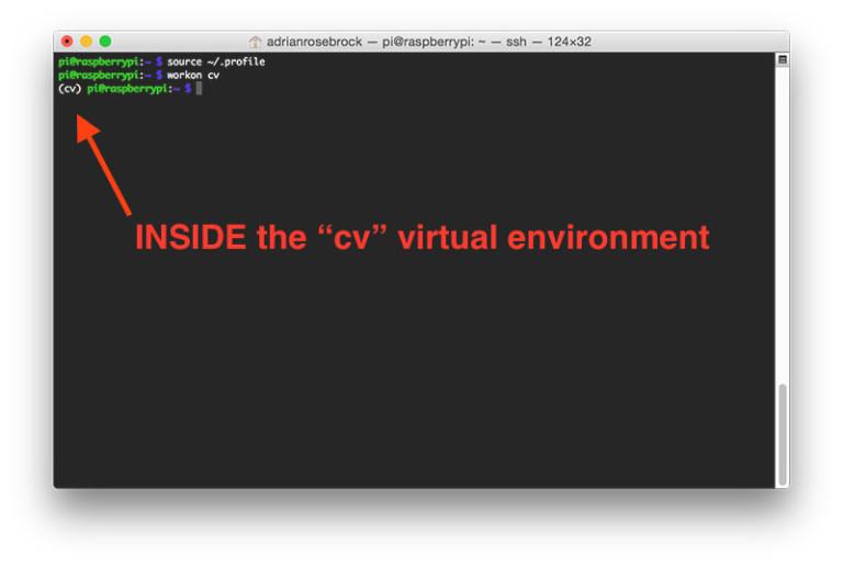 Установка OpenCV 3 на Raspberry Pi 3