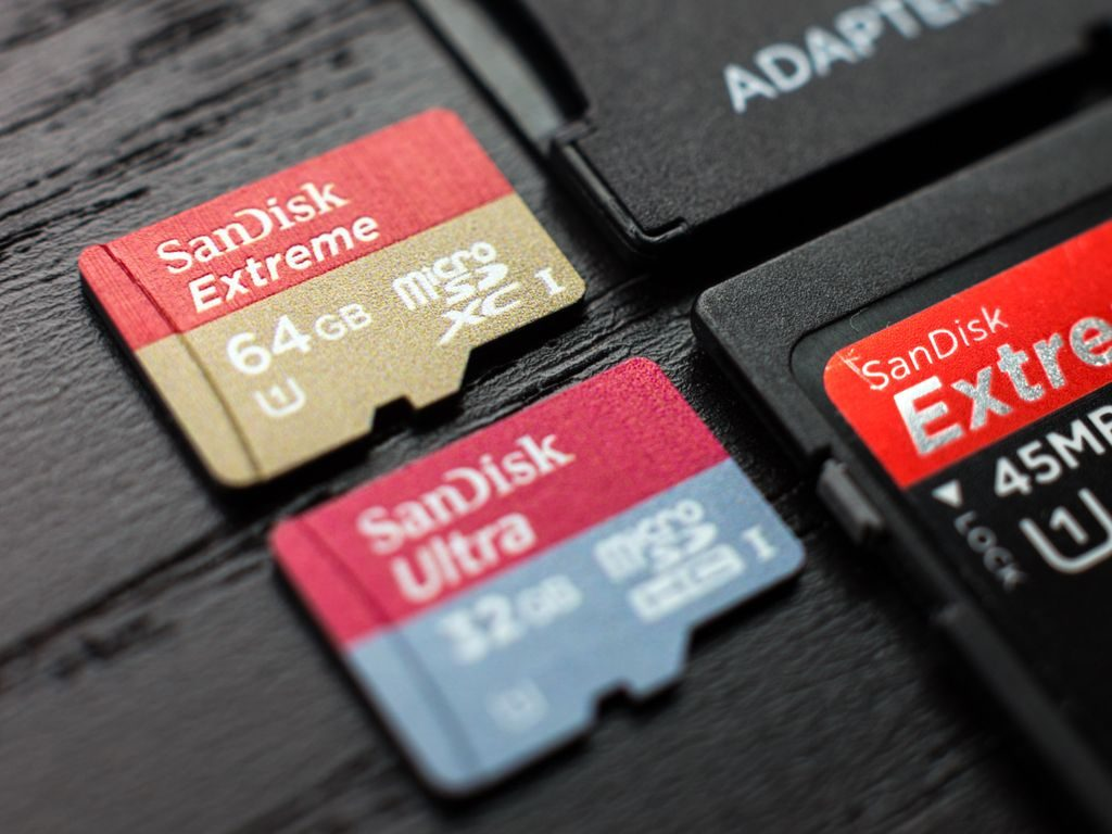 Модуль микро-SD карт