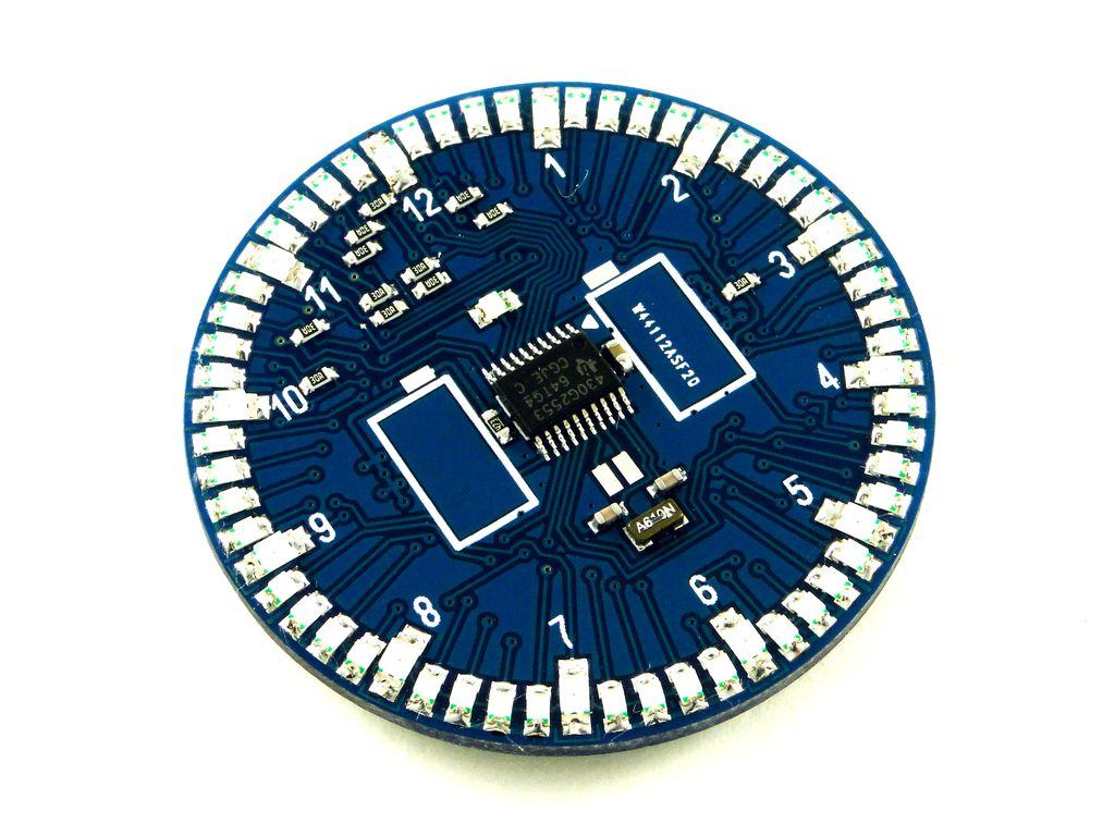 Набор LED-часы от RobotClass