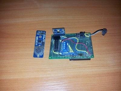 Мобильный робот на Raspberry Pi, стабилизатор питания