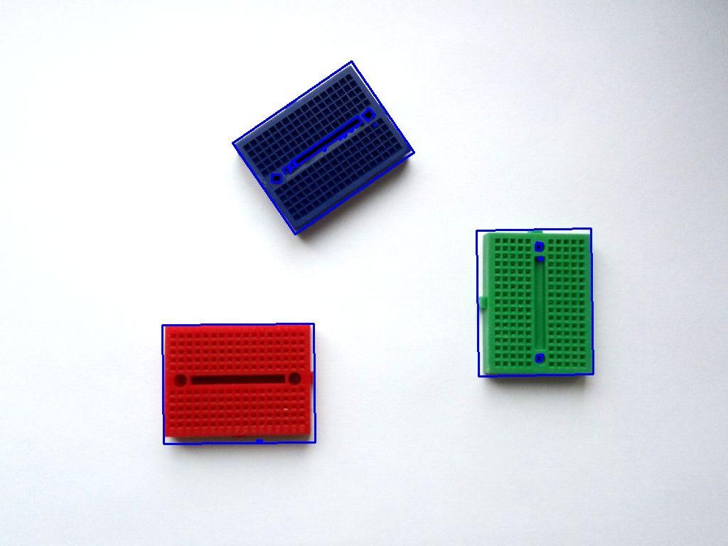 OpenCV на python, поиск прямоугольников