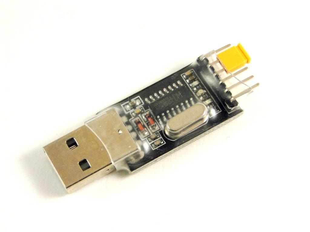 USB-UART CH340