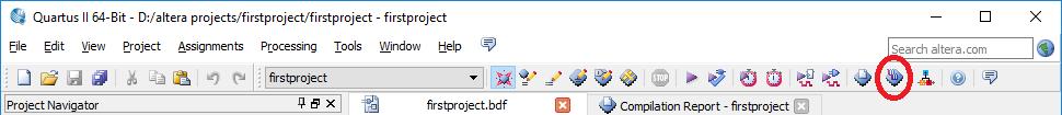 Рис 49 Programmer button