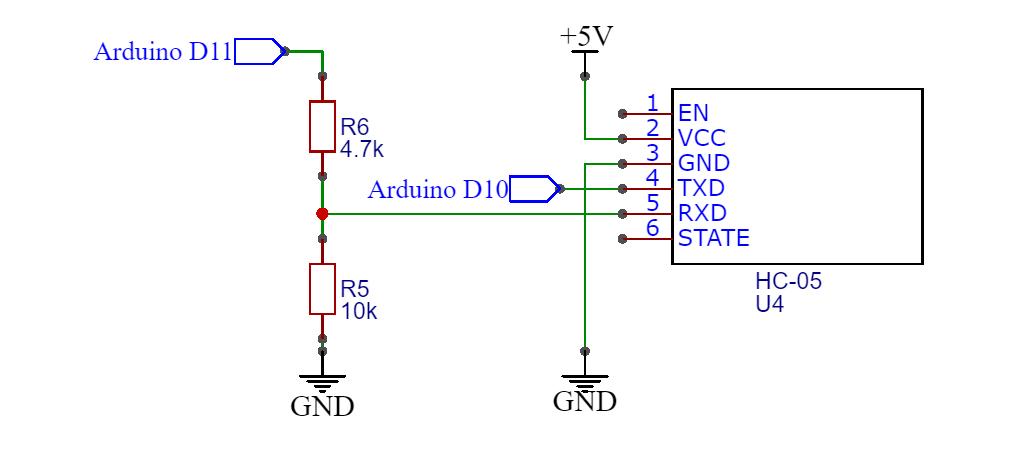 Настройка bluetooth hc-05 при помощи Arduino